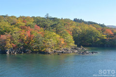 十和田湖遊覧船(6)