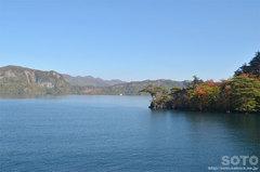十和田湖遊覧船(7)