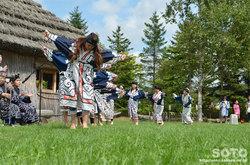 平取アイヌ古式舞踊(1)