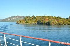 十和田湖遊覧船(10)