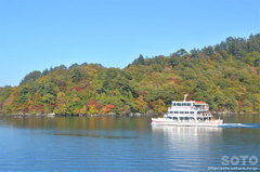 十和田湖遊覧船(12)