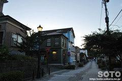 函館観光(町並み)