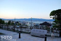 函館観光(元町公園)