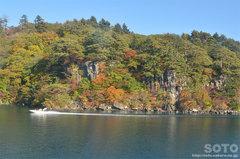 十和田湖遊覧船(13)