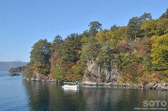 十和田湖遊覧船(14)
