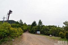 石鎚山(山道)