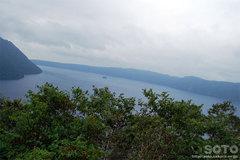 裏摩周湖(1)