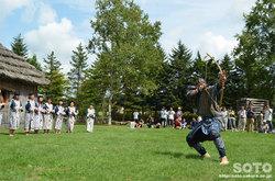 平取アイヌ古式舞踊(4)