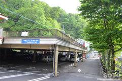 剣山観光登山リフト(駐車場)