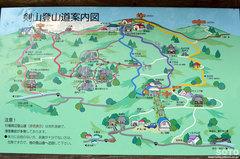 剣山観光登山リフト(地図)