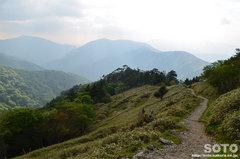 剣山観光登山リフト(登山道)