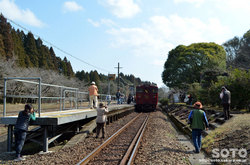 大畑駅(撮り鉄)
