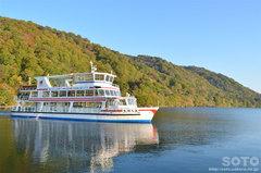 十和田湖-子の口(遊覧船)