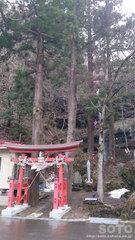 乳穂ヶ滝(1)