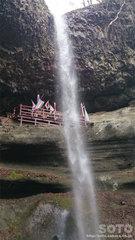 乳穂ヶ滝(6)