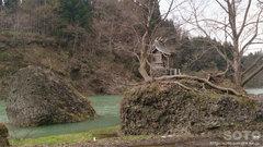 八郎岩と二見岩(3)