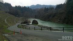 八郎岩と二見岩(2)