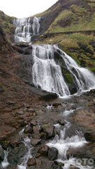 中泊町の七ッ滝(2)