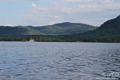 屈斜路湖・モーターボート(3)