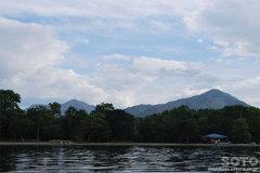 屈斜路湖・モーターボート(6)