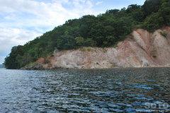 屈斜路湖・モーターボート(オヤコツ地獄)