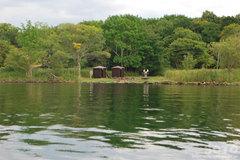 屈斜路湖・モーターボート(池の湯)