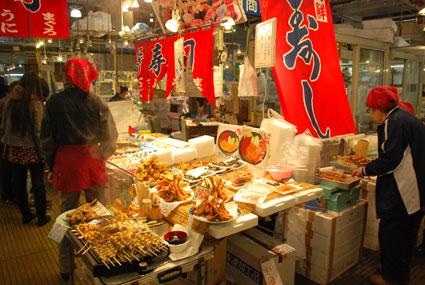 唐戸市場(3)