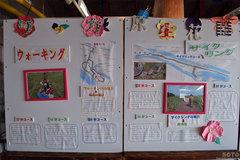 ワッカ原生花園(ウォーキングマップ)