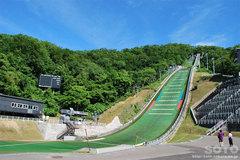 宮の森ジャンプ競技場(2)