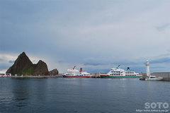 知床観光船(ウトロ港)