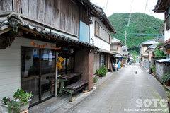 崎津の漁師町