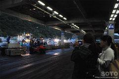 羅臼漁港見学(3)