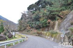 諭鶴羽ダム(登山口)