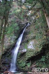 琵琶の滝(2)