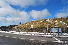 八幡平(県境)
