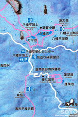 八幡平(地図)