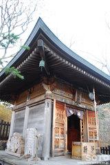 竜頭ノ滝(観音堂)