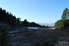 古閑の滝(線路)