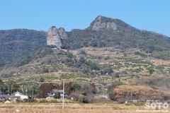 不動岩(2)