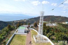 都井岬(灯台からの眺め1)