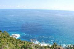 都井岬(灯台からの眺め2)