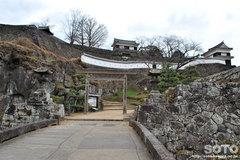 臼杵城(2)