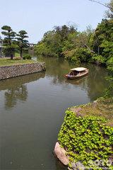 松江城(遊覧船)