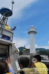 知床観光船(3)