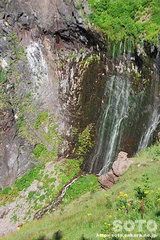 フレペの滝(8)