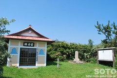 百人浜(観音堂)
