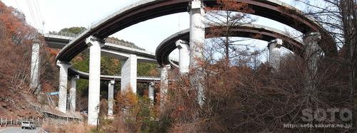 ループ橋(2)