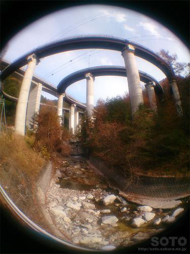 ループ橋(3)