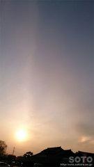 2014/02/22の幻日(1)