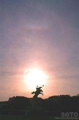 2015/04/23の日暈